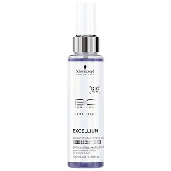 Schwarzkopf Professional Schwarzkopf BC Excellium Q10+ Pearl Beautifying Steel Spray 100ml