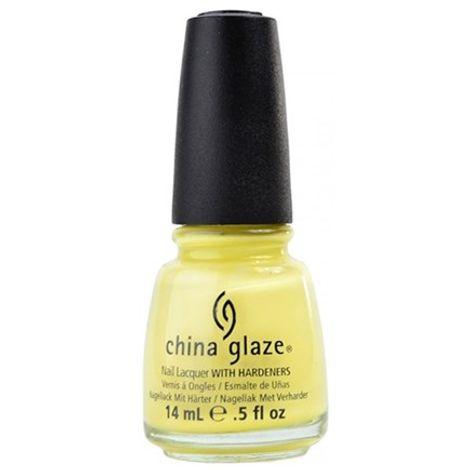 China Glaze 80941 Lemon Fizz 14ml