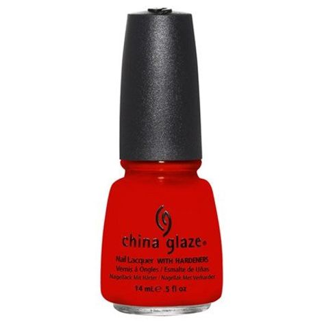 China Glaze 80780 Roguish Red 14ml