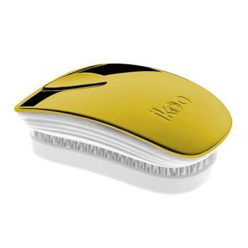 ikoo Metallic Soleil White Pocket Brush