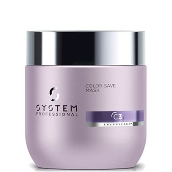 System Professional Fibra Color Save Mask 200ml (C3)