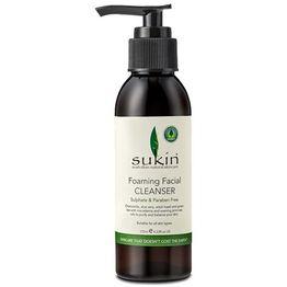 Sukin Foaming Facial Cleanser 125ml