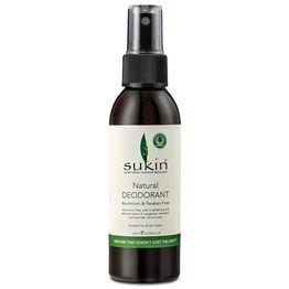 Sukin Natural Deodorant 125ml