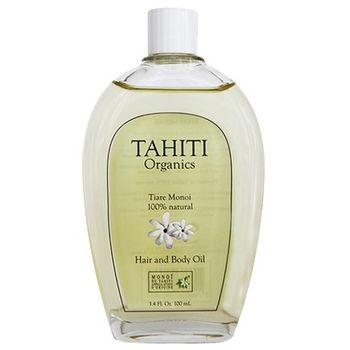 Tahiti Organics Tiare Monoi 100ml