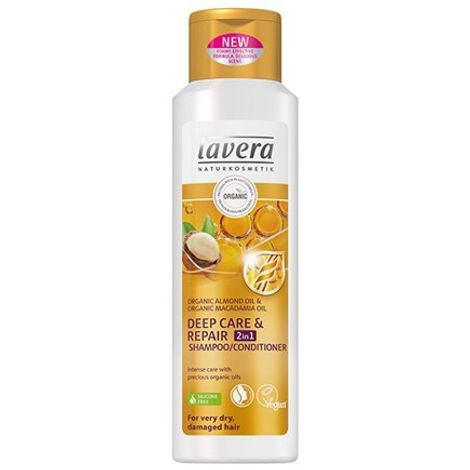 Lavera Hair 2σε1 Εντατικής Φροντίδας Επανόρθωσης 250ml