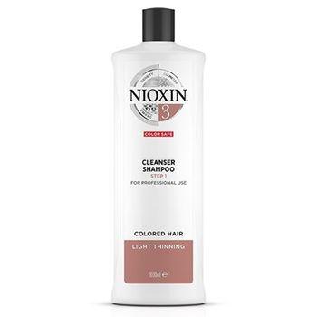 Nioxin Cleanser Σύστημα 3 1000ml