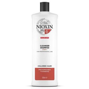 Nioxin Cleanser Σύστημα 4 1000ml