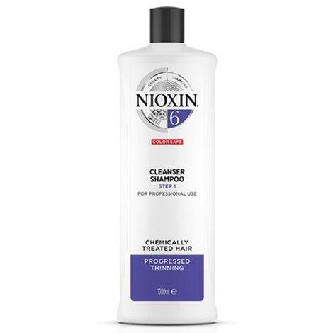 Nioxin Cleanser Σύστημα 6 1000ml