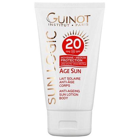 Guinot Paris Age Sun Anti-ageing Sun Lotion SPF 20 150ml