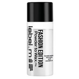Label.m Powder to Wax 20g