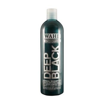 Wahl Pets Σαμπουαν Showman Deep Black 500ml