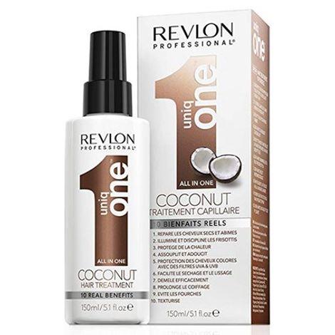 Uniq One - Revlon Uniq One All in One Hair Treatment Coconut Edition 150ml