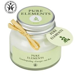 Pure Elements Peeling Προσώπου με σκόνη Ρυζιού 50ml