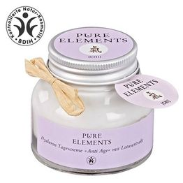 Pure Elements Αντιγηραντική Κρέμα Ημέρας με εκχύλισμα Λωτού 50ml