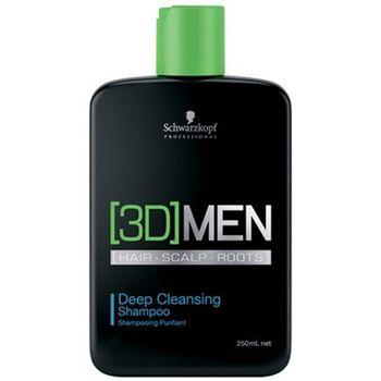 Schwarzkopf Professional Schwarzkopf [3D]MENSION Deep Cleansing Shampoo 250ml
