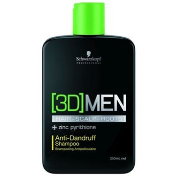 Schwarzkopf Professional [3D]MENSION Anti-Dandruff Shampoo 250ml