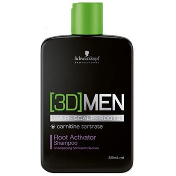 Schwarzkopf Professional [3D]MENSION Root Activator Shampoo 250ml