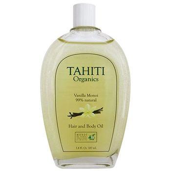 Tahiti Organics Vanilla Monoi 100ml