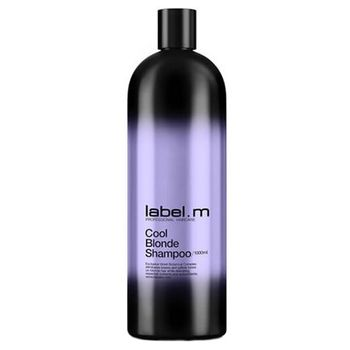 Label.m Cool Blonde Shampoo 1000ml