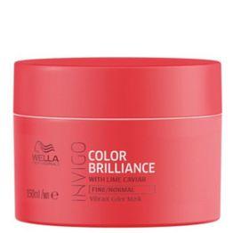 Wella Professionals Wella Invigo Color Brilliance Vibrant Color Mask Fine 150ml