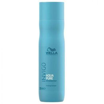 Wella Professionals Wella Invigo Balance Aqua Pure Purifying Shampoo 250ml