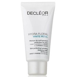 Decleor Hydra Floral White Petal Hydrating Sleeping Mask 50ml