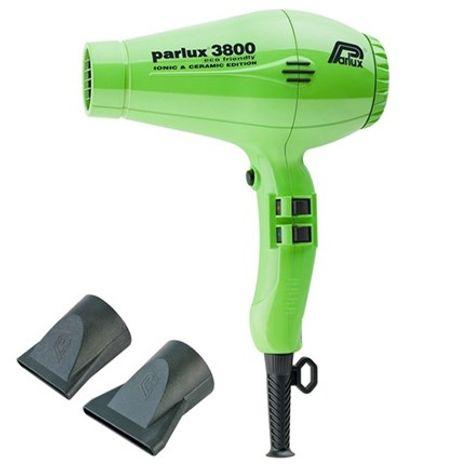 Parlux 3800 Eco Friendly Green 2100Watt