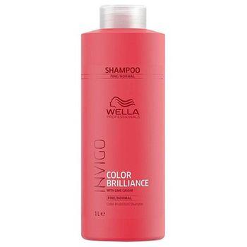 Wella Professionals Wella Invigo Color Brilliance Color Protection Shampoo Fine 1000ml