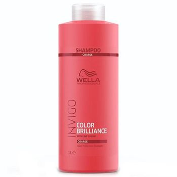 Wella Professionals Wella Invigo Color Brilliance Color Protection Shampoo Coarse 1000ml