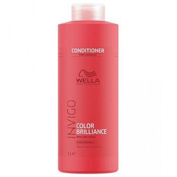 Wella Professionals Wella Invigo Color Brilliance Vibrant Color Conditioner Fine 1000ml