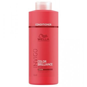 Wella Professionals Wella Invigo Color Brilliance Vibrant Color Conditioner Coarse 1000ml