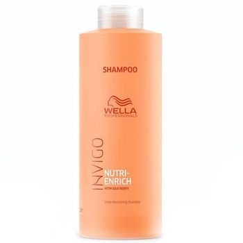 Wella Professionals Wella Invigo Nutri-Enrich Deep Nourishing Shampoo 1000ml