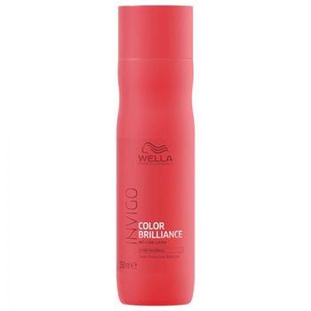 Wella Professionals Wella Invigo Color Brilliance Color Protection Shampoo Fine 250ml