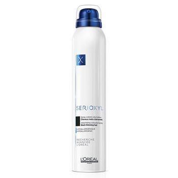 L'Oreal Professionnel Serioxyl Spray Black 200ml