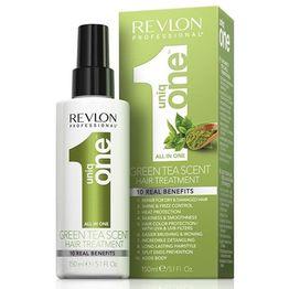 Uniq One - Revlon Uniq One All in One Hair Treatment Green Tea Edition 150ml