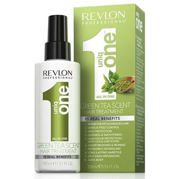 Uniq One – Revlon Uniq One All in One Hair Treatment Green Tea Edition 150ml