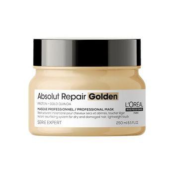 L'Oreal Professionnel Absolut Repair Gold Μάσκα Για Ταλαιπωρημένα Μαλλιά 250ml