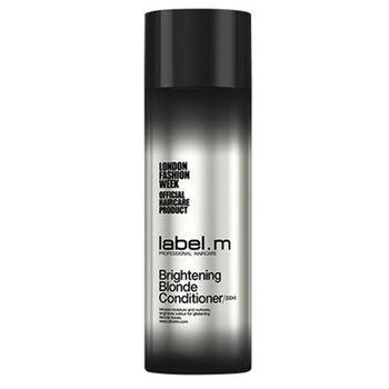 Label.m Brightening Blonde Conditioner 200ml