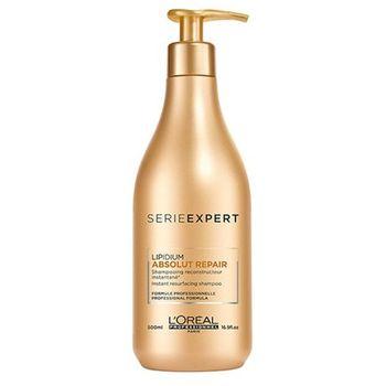 L'Oreal Professionnel Absolut Repair Gold Quinoa Shampoo 500ml