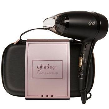 ghd Flight Travel Hair Dryer & Case Gift Set