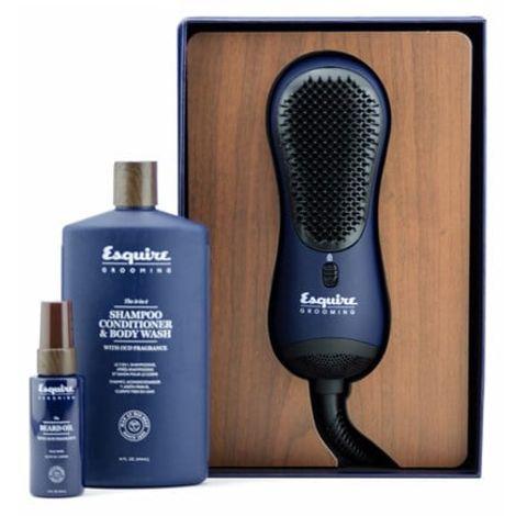 Esquire Grooming Men's Brush Dryer Complete Σετ