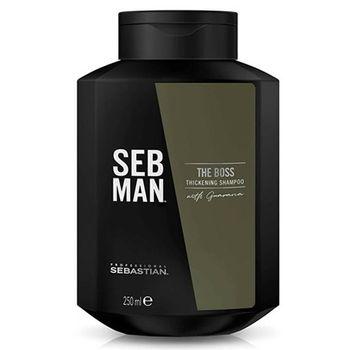 Seb Man Τhe Boss 250ml