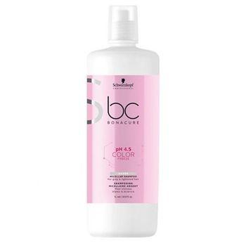Schwarzkopf Professional Color Freeze Silver Micellar Shampoo 1000ml