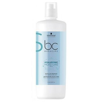 Schwarzkopf Professional Moisture Kick Micellar Shampoo 1000ml