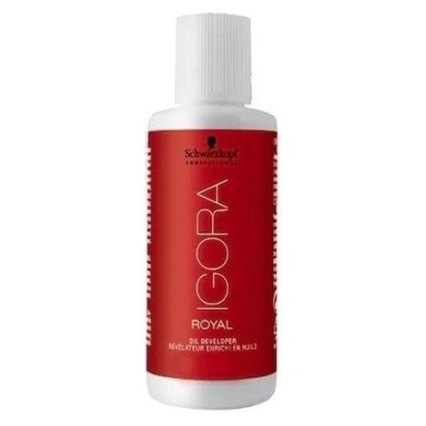 Schwarzkopf Professional Igora Royal Oil Developer 6% 20Vol 60ml