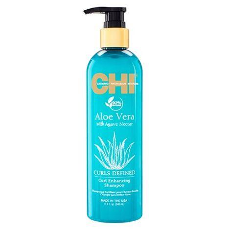 CHI Aloe Vera Curls Defined Shampoo 340ml
