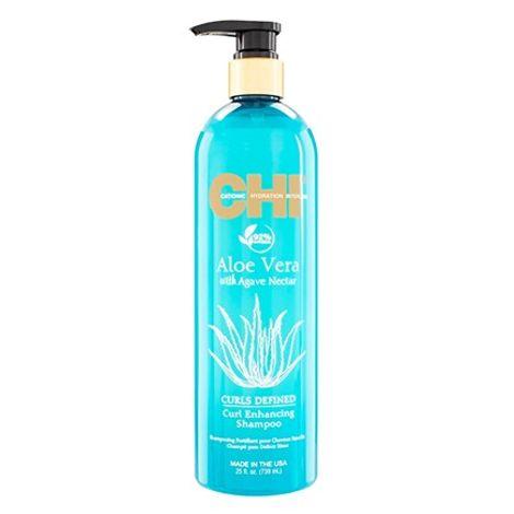 CHI Aloe Vera Curls Defined Shampoo 739ml