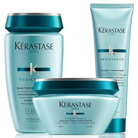 Kerastase Force Architecte Σετ Για Πολύ Ταλαιπωρημένα Μαλλιά