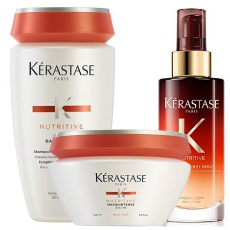 Kerastase Nutritive Σέτ για Χοντρά Ξηρά Μαλλιά