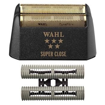 Wahl 5-Star Finale Shaver Shaving Foil Gold & Cutter Bar Πλέγμα & Κοπτικό